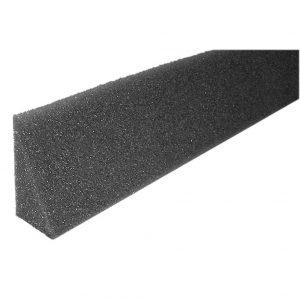 Nedsaleschuimstrook 60 mm antraciet L=150 cm